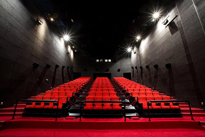 Кинотеатр 4DX в Сеуле