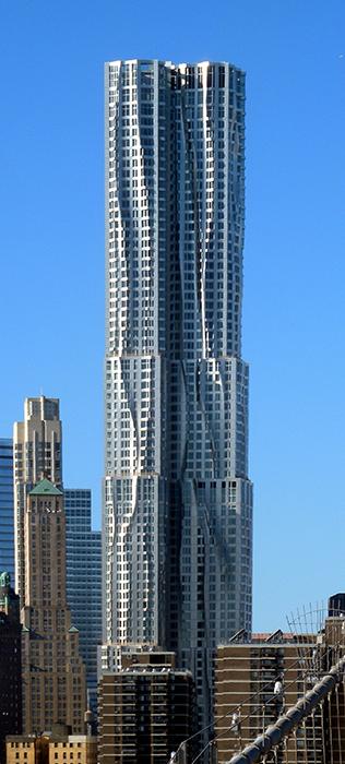 Башня Бикмэна в Нью-Йорке