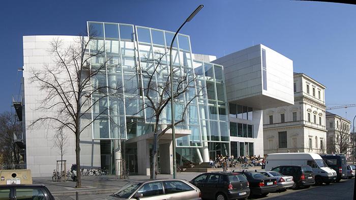 Академия изящных искусств в Мюнхене, Германия
