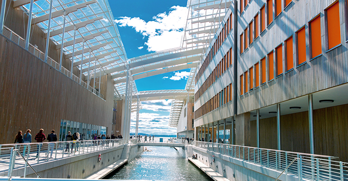 Музей современного искусства Аструпа Фернли в Осло, Норвегия