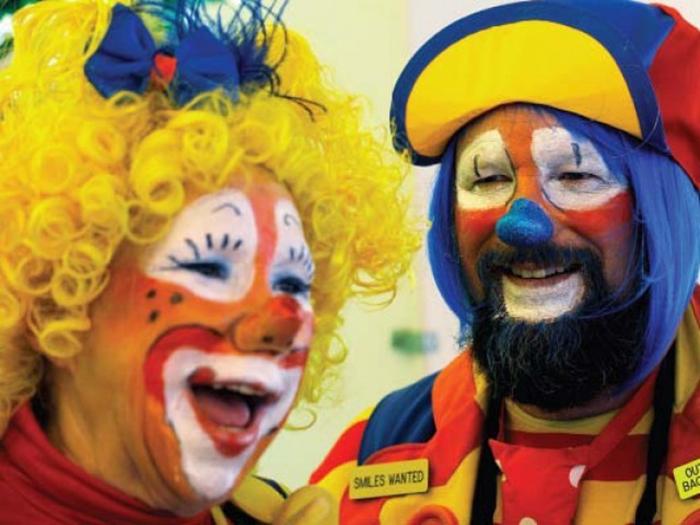 Международный зал славы клоунов в Барабу, США