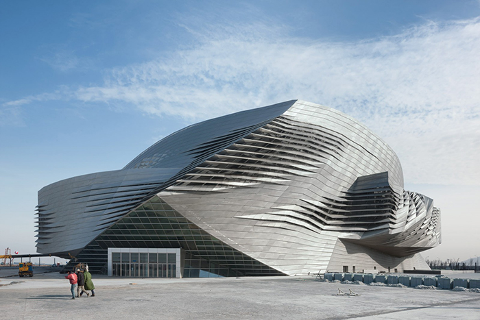 Международный конференц-центр в Даляне, Южная Корея