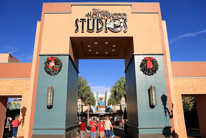 Тематический парк развлечений «Голливудская студия Диснея» в Бэй-Лэйке, США