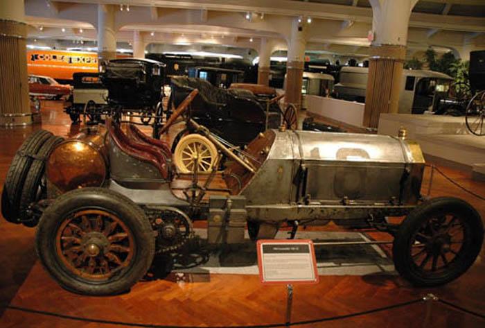 Музей Генри Форда в Детройте, США