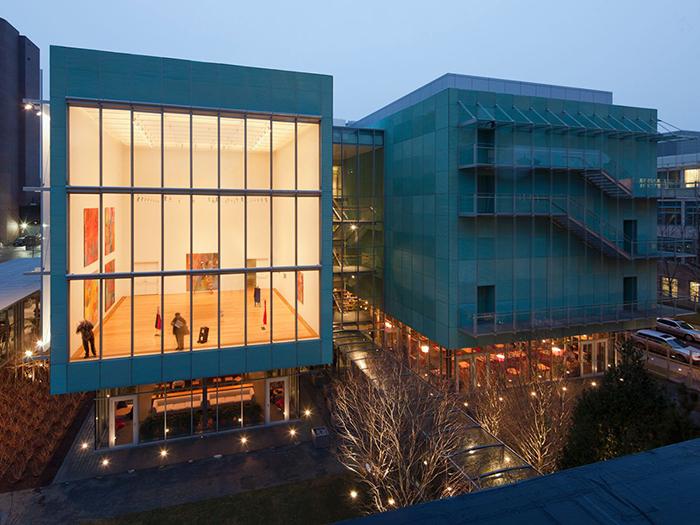 Реконструкция музея Изабеллы Стюарт Гарднер в Бостоне, США
