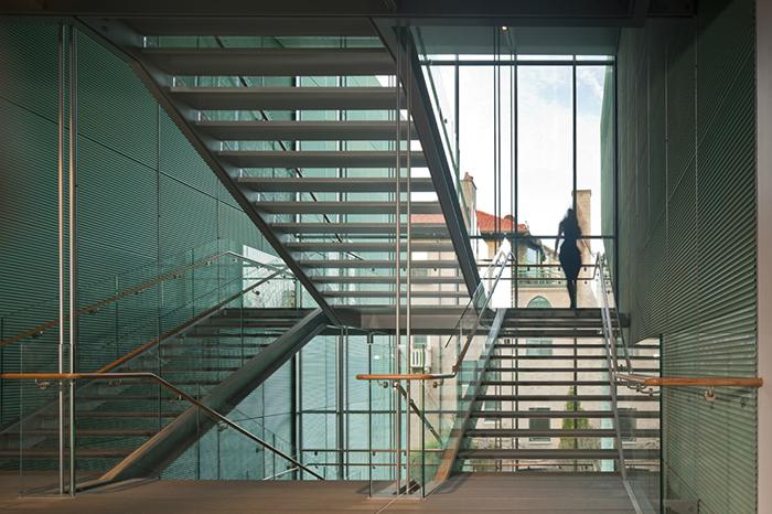 Реконструкция музея Изабеллы Стюарт Гарднер в Бостоне, США: интерьер помещения