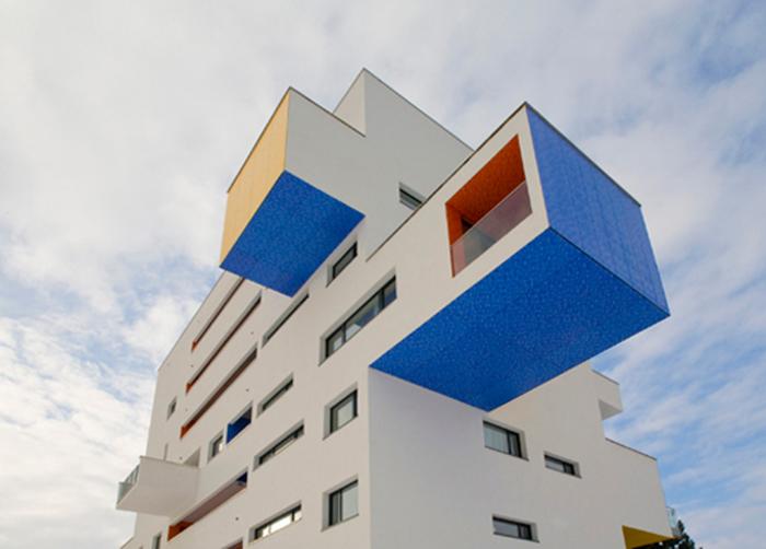 Жилой комплекс Lanserhofwiese в Зальцбурге