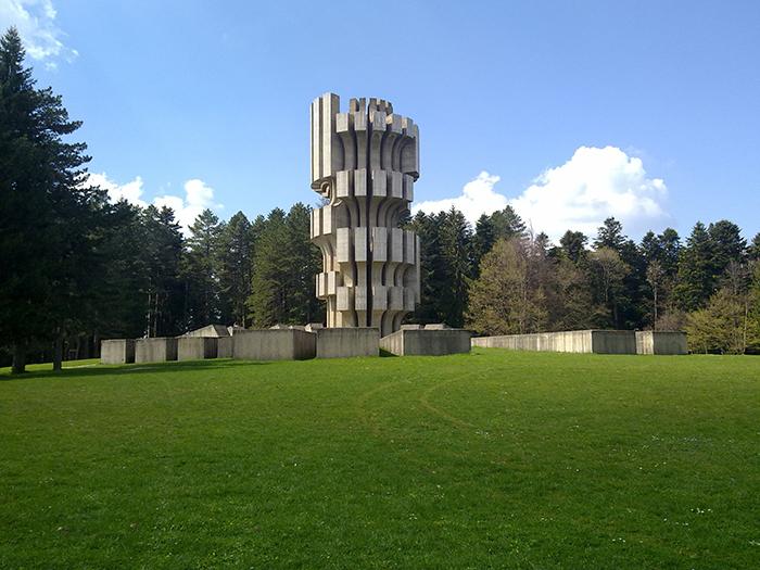 Памятник Революции в Мраковице, Босния и Герцеговина