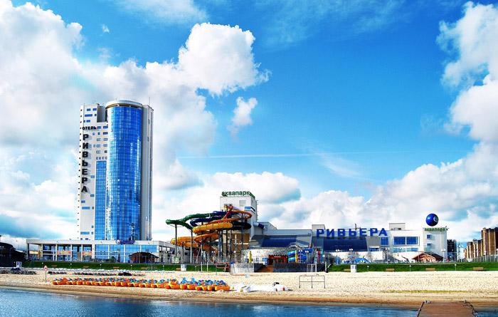 Торгово-развлекательный комплекс и гостиница «Ривьера»