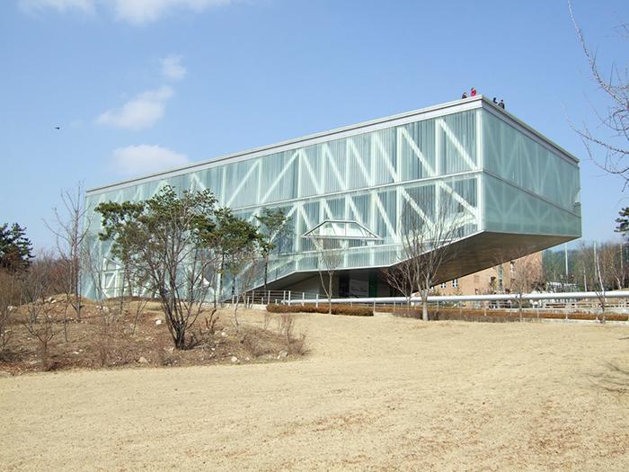 Музей искусств национального университета в Сеуле, Южная Корея