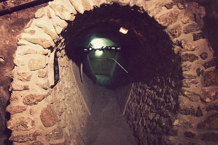 Музей канализации в Париже, Франция