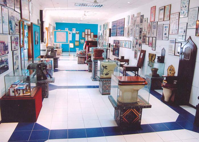 Международный музей туалетов Салаб в Нью Дели, Индия