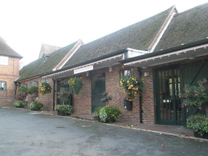 Музей собачьих ошейников в Кенте, Великобритания
