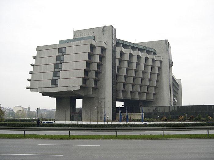 Отель «Форум» в Кракове, Польша