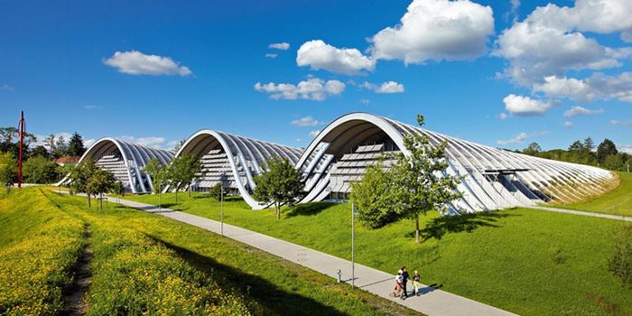 Музей и выставочный центр Пауля Клее в Берне, Швейцария
