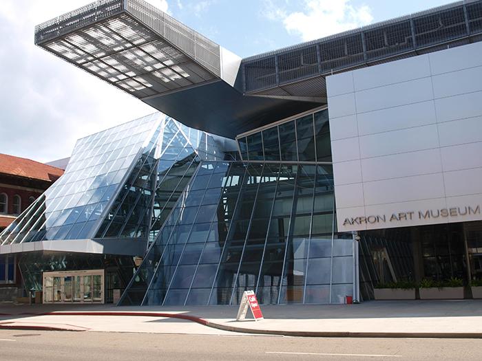 Музей искусств в штате Огайо
