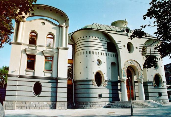 Здание Нижегородского филиала «Саров Бизнес Банка»
