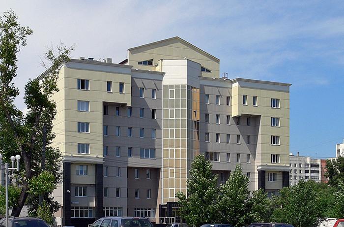 Управление Пенсионного фонда в Барнауле