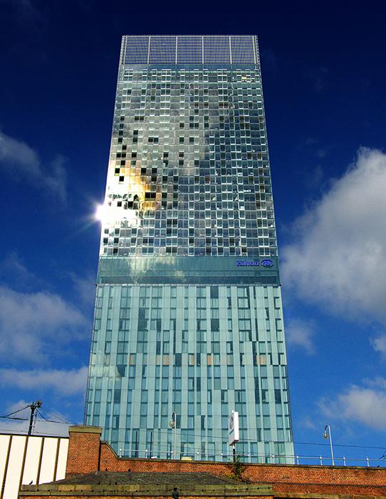 Небоскреб «Битхэм-тауэр» в Манчестере