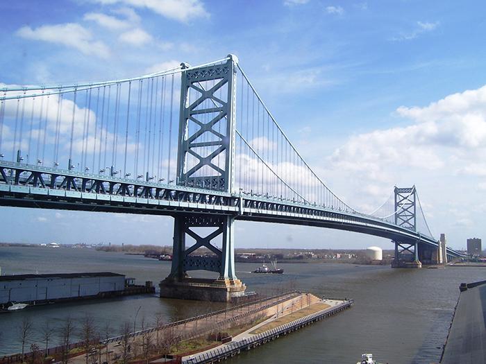 Мост Бенджамина Франклина