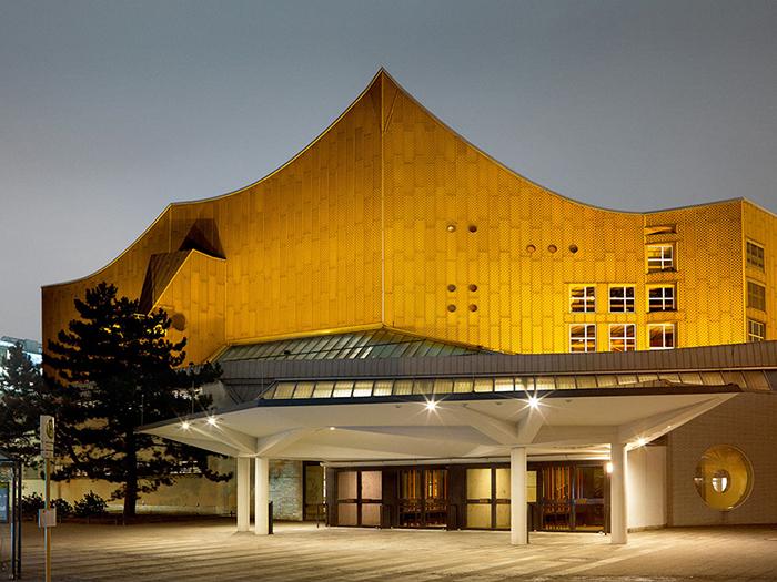 Филармония в Берлине