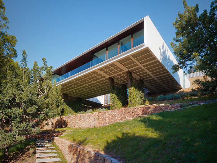 Дом BF House в Кастельоне