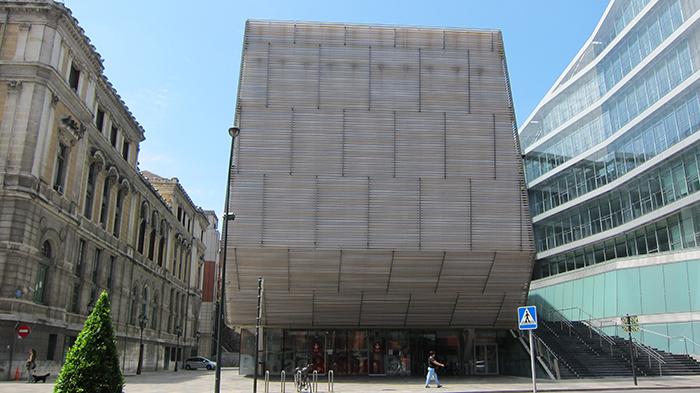 Здание городского муниципалитета Бильбао