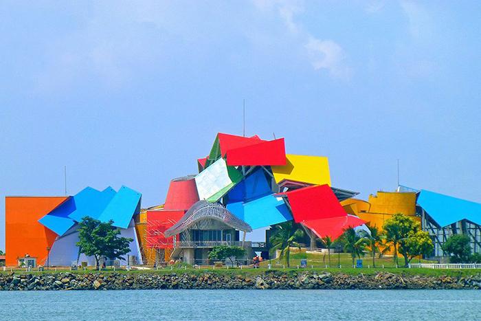 Биологический музей в Панаме
