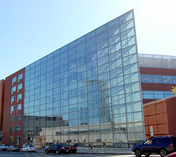 Исследовательский центр Боссона