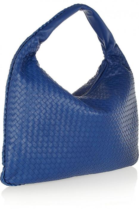 Плетеная сумочка от Боттега Венета