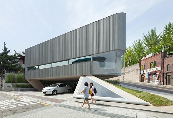 Центр искусств в Сонвоне