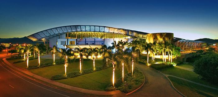 Конференц-центр в Кэрнсе, Австралия