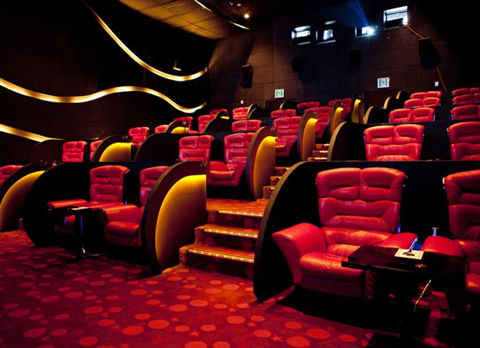 Кинотеатр Cine de Chef в Сеуле