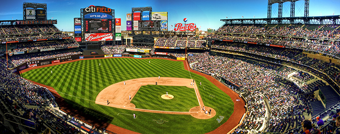 Стадион Сити-Филд в Нью Йорке