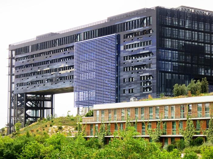 Здание городского совета в Монпелье