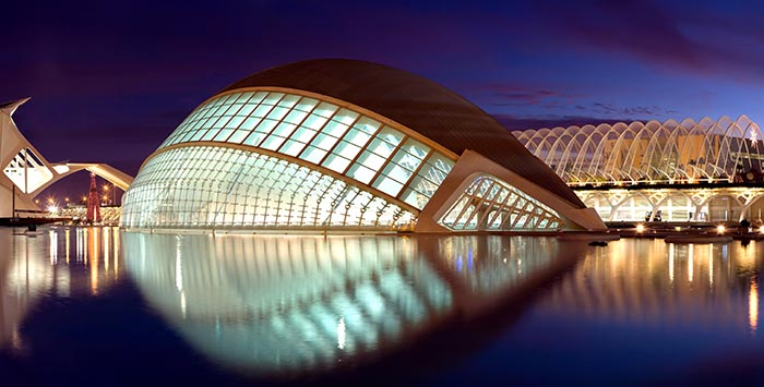 Кинотеатр IMAX, планетарий и театр лазерных постановок