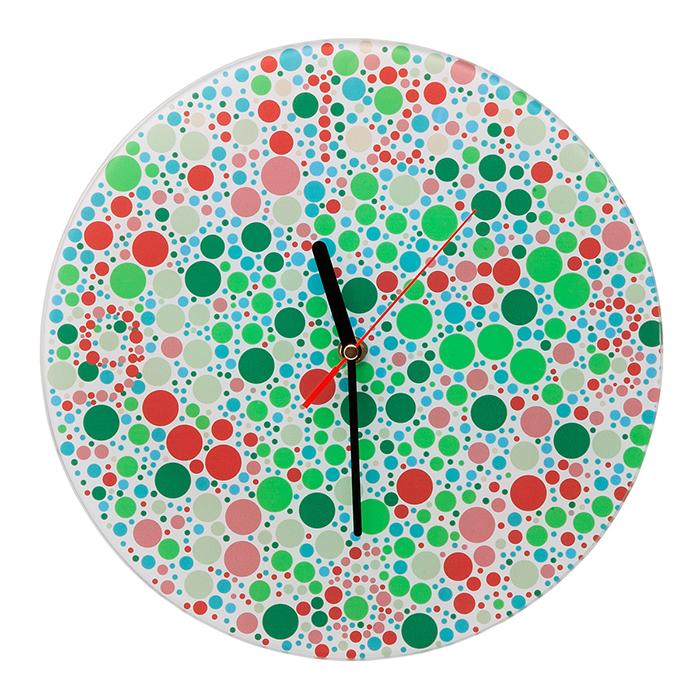 Часы для людей, страдающих дальтонизмом