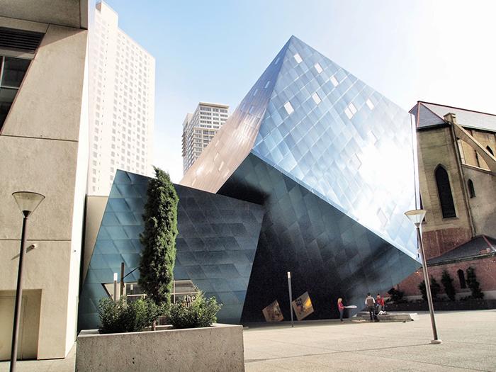 Современный еврейский музей в Сан-Франциско, США