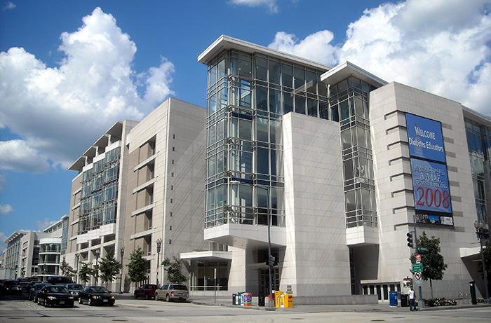 Конференц-центр Уолтера Вашингтона