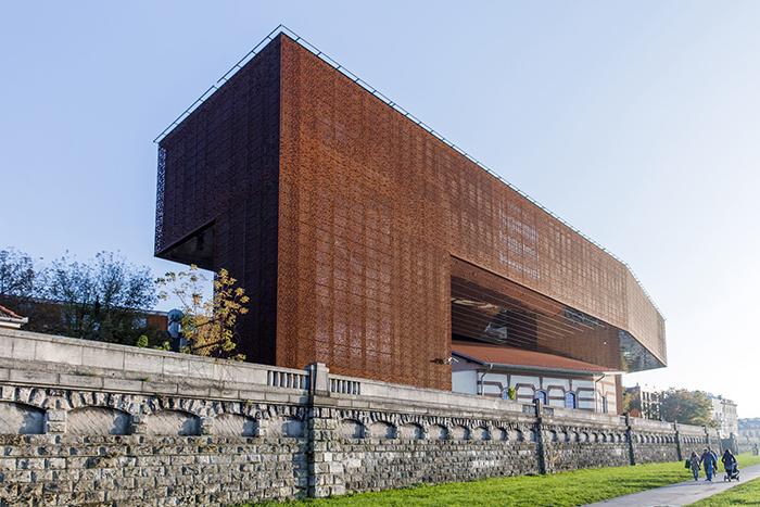 Центр документации искусства «Крикотека» в Кракове