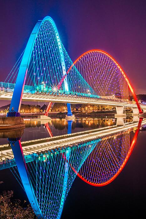 Мост в Тэджоне