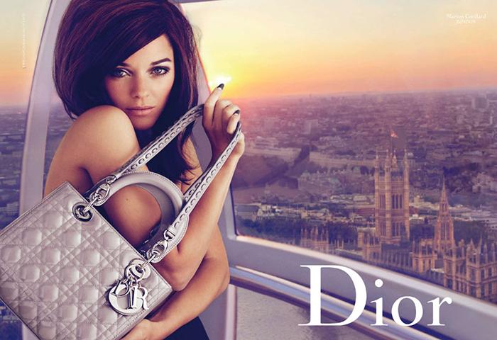 Дамская сумочка от Кристиан Диор