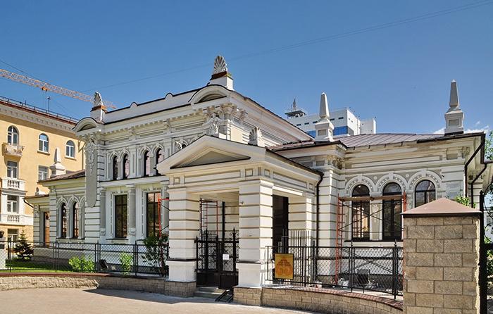 Дом-особняк Е.А. Поносовой-Молло