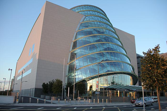 Международный выставочный и конференц-центр в Дублине, Ирландия