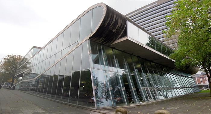 Студенческий центр «Эдукаториум» в Утрехте, Голландия
