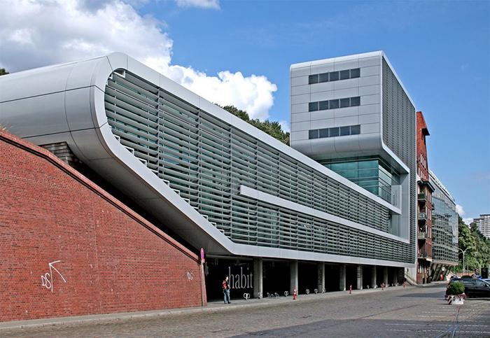 Многофункциональный комплекс «Кампус Эльбберг» в Гамбурге