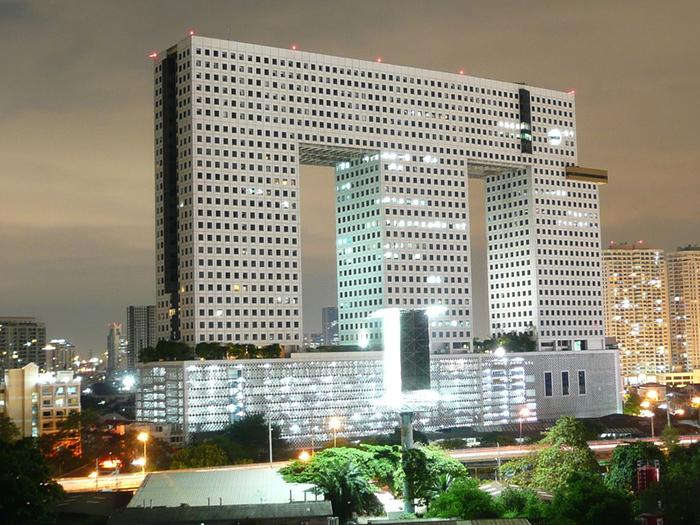 Башня Слон в Бангкоке