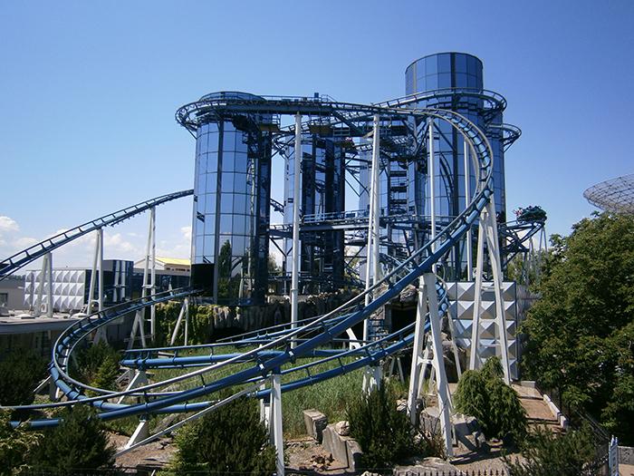 Парк развлечений «Европа-парк» в Русте, Германия