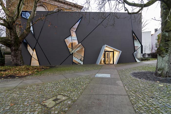 Музей Феликса Нуссбаума в Оснабрюке, Германия