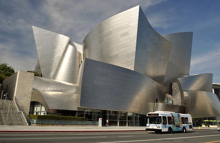 Семейный музей Уолта Диснея в Сан-Франциско, США